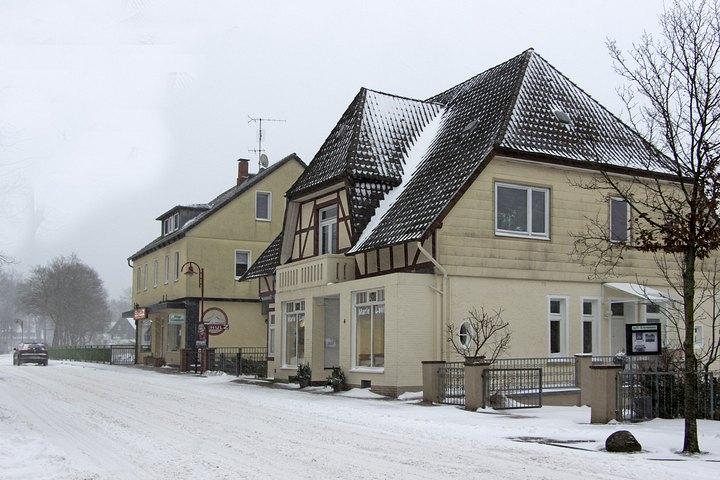 Winter in Hermannsburg